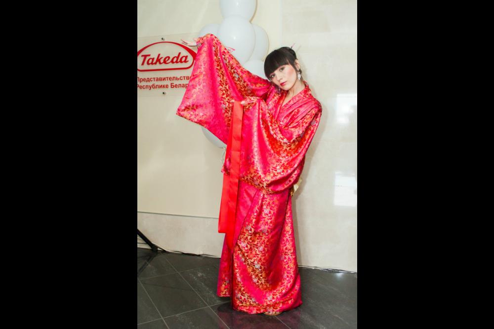 Открытие офиса компании Takeda
