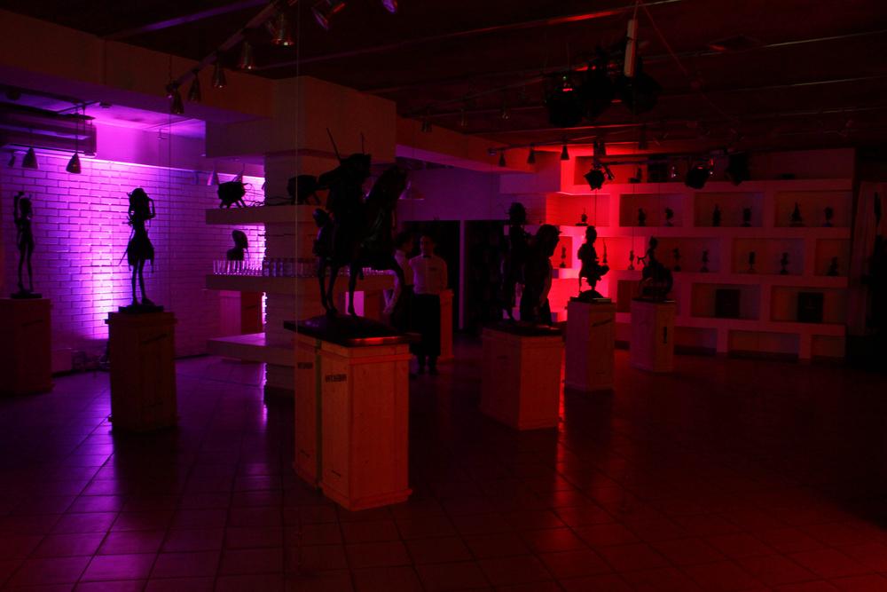 Персональная выставка Андрея Асташова под названием «Маленькие левитации»