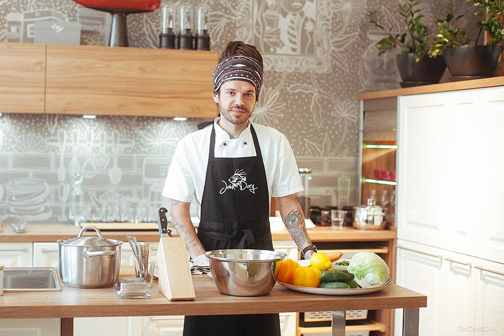 Кулинарные шедевры на проекте «CуперМама-2015» в салоне кухонь «Порто-Порто»