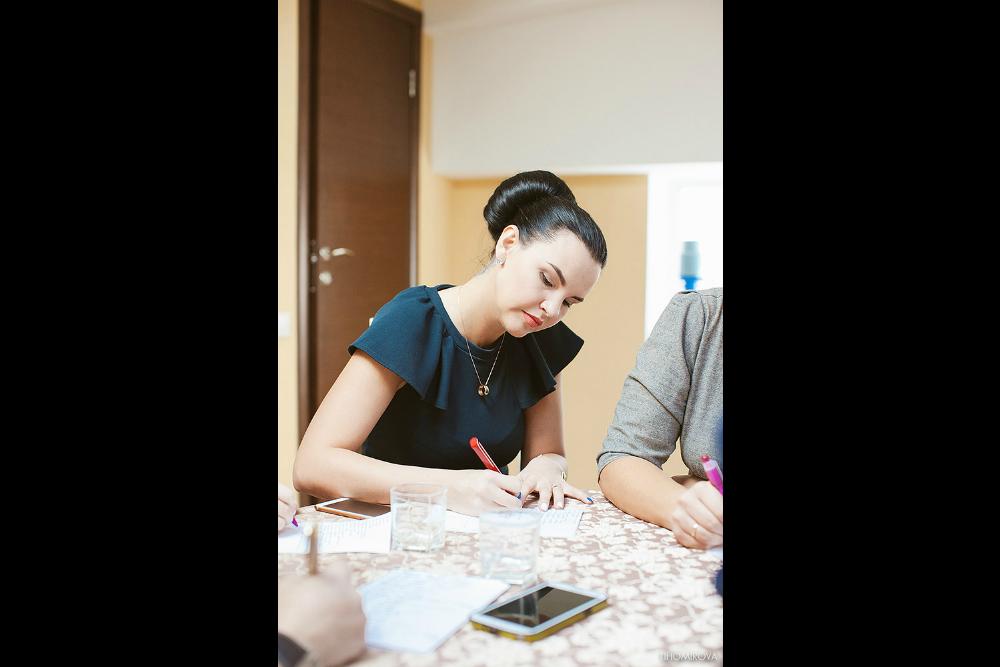 Тренинг «Как успевать все» от Светланы Зере на проекте «СуперМама-2015»
