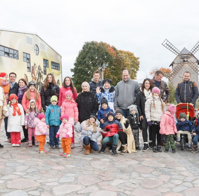 Проект «СуперМама-2015». Отдых для всей семьи в историческом комплексе Наносы-Новоселье