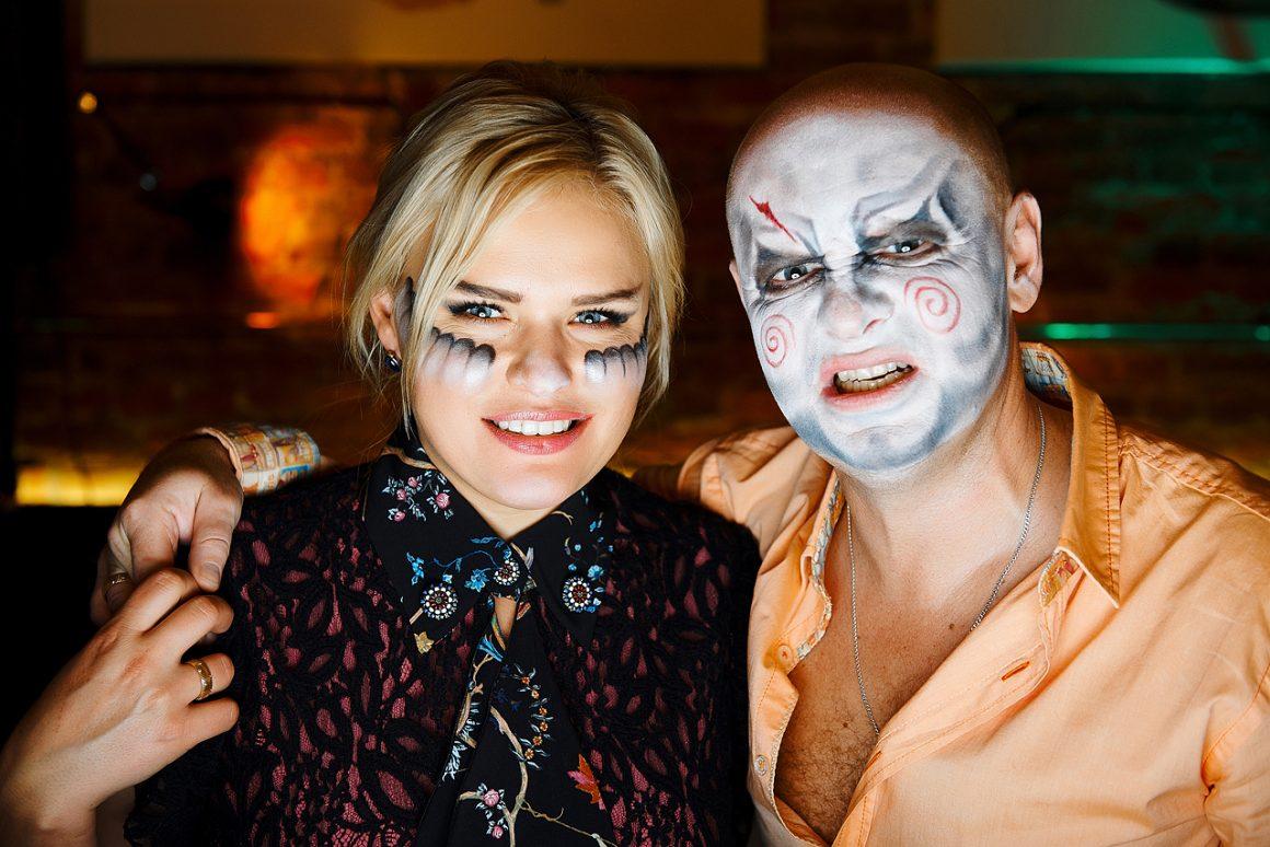 Вечеринка в стиле «Halloween»
